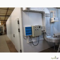 Климатическая камера для выращивания грибов