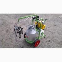 Доильный аппарат 1 пульсатор 1 бидон (Agrolead)