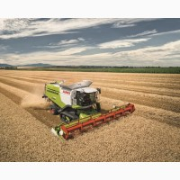 Услуги по уборке урожая ПШЕНИЦЫ 2020 (Комбайнами иностранного производства)