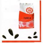 Гибриды семян подсолнечника Тунка (Лимагрейн)