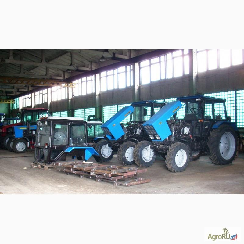 Электрическая схема соединений тракторов «Беларус» МТЗ-80.