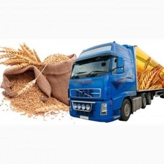 Грузоперевозки сельхозпродукции