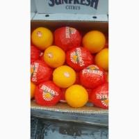 Апельсины оптом 1-2 категории