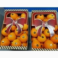 Апельсин из Испании