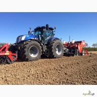 Оказание агротехнических услуг по обработке почвы