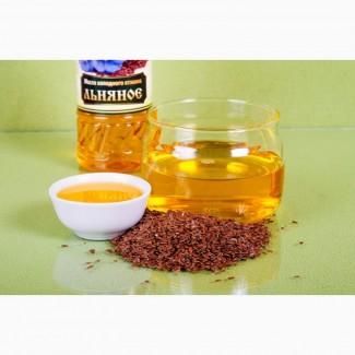 Льняное масло от завода-производителя оптом по низким ценам