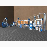 Фермерские мельницы (до 30 тонн/сутки)