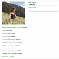 Семена австрийской пшеницы
