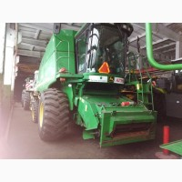 Зерноуборочный роторный комбайн John Deere 9660 STS