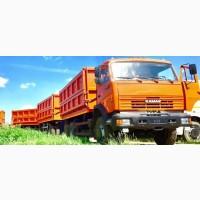 Транспортные услуги зерновозов в уборочную кампанию