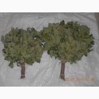 Продам веники банные дубовые, полынные