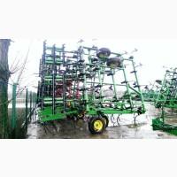 Культиватор Джн Дир 980 10 метров захват бывший в употреблении