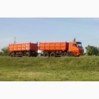 Самосвал зерновоз 45143 на шасси 65115-50 ЕВРО 5