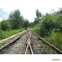 Геодезическая съемка плана и продольного профиля железнодорожного пути