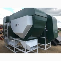 Аэродинамический сепаратор для очистки и калибровки зерна ИСМ-50 ЦОК