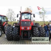 Сдвоенные колеса для тракторов