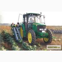 Машины для уборки капусты, салата и зеленных культур