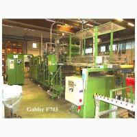 Купить формовочную линию Gabler и пуско-наладка оборудования, программирование контроллера