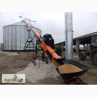 Купить зерновые транспортеры конвейер ленточный шахтный