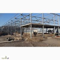 Строительство промышленных котельных и теплотрасс, капитальный ремонт