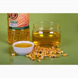 Кукурузное масло холодного отжима оптом от завода-производителя по низким ценам