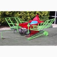 Машина для посадки саженцев деревьев и кустарников DSG