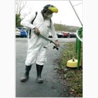 Садовый опрыскиватель MICRON Herbidome 350с CDA с крышкой для рядного уничтожения сорняков