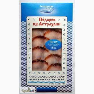 Жерех холодного копчения филе-ломтики в Москве