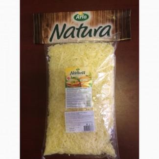 Сыр моцарелла тертый Arla Natura (сливочный)