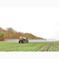 Услуги опрыскивания посевов гербицидами