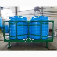 Ёмкость Специальная 2 х 5000 литров