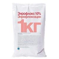 Энрофлокс 10% (н/р порошок), 1 кг