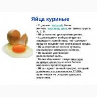 Яйцо куриное диетическое