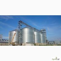 Зернохранилище на 3000 тонн