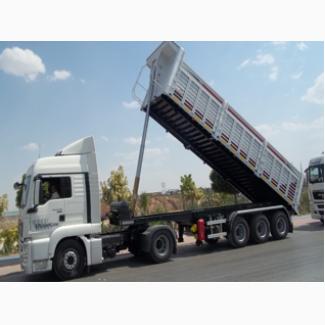 Трейлер-самосвал для сыпучих грузов SINAN / TIPPER TRAILER - DRY LOAD