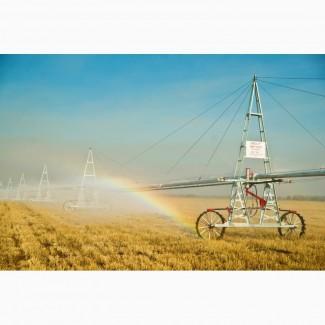 Производим Дождевальные машины «ФРЕГАТ»
