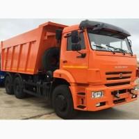 КАМАЗ 6520 новый