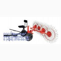 Ворошилка колесно-пальцевая ВМ-4 для мотоблока