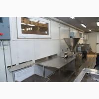 Модульный колбасный цех для производства колбасных изделий 100-200 кг в смену
