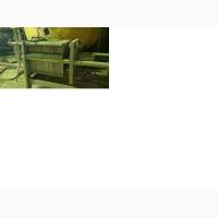 Фильтр-пресс Padovan, пластины 60х60
