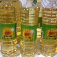 Подсолнечное масло 1 и 5 литров РДВ с завода