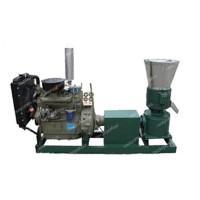 Гранулятор для комбикорма, пеллет 300А (дизельный двигатель) - от Производителя