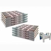 Рамки на сепаратор БИС – 100