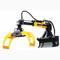 Трелёвочный бревнозахват Uniforest Scorpion Pro 1/2/3 навесные для тракторов
