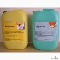 Средства гигиены для обработки вымени и сосков у коров ДО и ПОСЛЕ доения