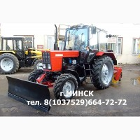 Беларус 82.1 (МТЗ-82.1) трактор сельскохозяйственный