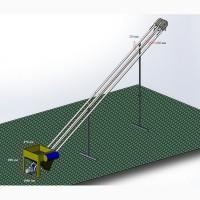 Цепь-шайбовый транспортер КСТ-60 (d шайбы 45 мм)