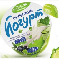 Новинка! Греческий йогурт, Марий Эл Республика