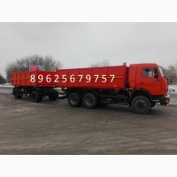 КАМАЗ 45143 самосвал сельхозник новый
