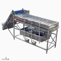 Моечная машина для приемки и замачивания плодоовощного сырья Normit Wash P